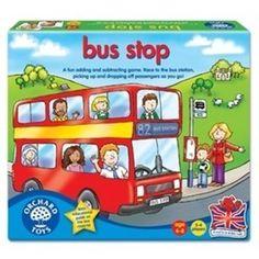 英國【Orchard Toys】幼兒公車站拼圖益智遊戲組 bus stop - HerBuy好買線上購物商城 $612