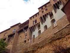 Las casas colgadas de Tarazona