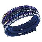 Slake Deluxe Dark Blue Pulsera Descubre aquí la nueva colección de Swarovski - http://ad.zanox.com/ppc/?28737203C719672905T