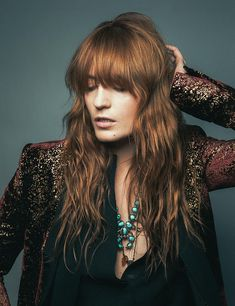 Florence Welch by Eric Ryan Anderson for Billboard Magazine, May 2015