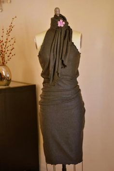 DIY Dress-LOVE this!