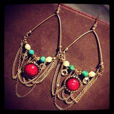ungrid sample earrings