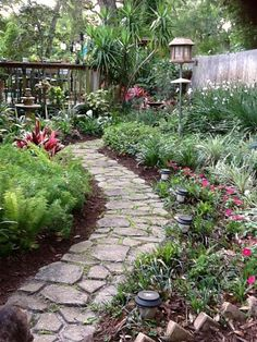 Everyone loves this project. Can you believe this is a DIY walkway?