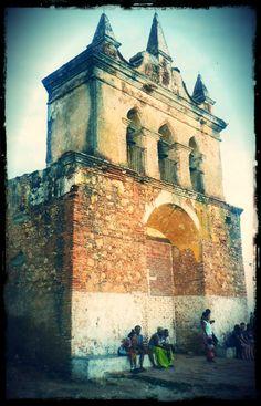 Abandoned Abbey. Trinidad, Cuba #MOAJourneys moa.ubc.ca/journeys