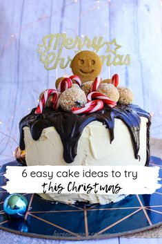 6 Easy cakes to try this Christmas