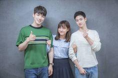 """School Cast Holds First Table Script Reading With Full Cast School2017 Kdrama, Kdrama Actors, Kim Joong Hyun, Jung Hyun, Kim Sejeong, Kim Jung, Korean Drama Movies, Korean Actors, Korean Dramas"
