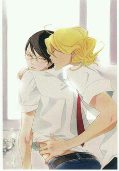 Kusakabe y Sajou ✨