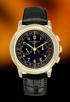 Patek Philippe 5070J Chronograph Yellow Gold