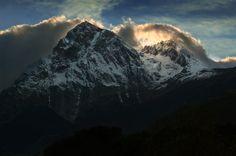 #tramonto sui #due #corni #Parco #Nazionale del #Gran #Sasso e #Monti della #Laga
