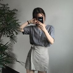 Korean Fashion – How to Dress up Korean Style – Designer Fashion Tips Beauty And Fashion, Look Fashion, Trendy Fashion, Girl Fashion, Fashion Outfits, Winter Fashion, Pretty Outfits, Cool Outfits, Summer Outfits
