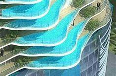 Zwembalkons in Mumbai