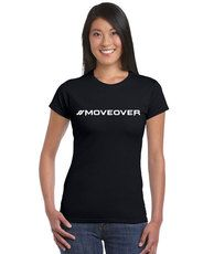 Women's #MOVEOVER Short Sleeve Shirt