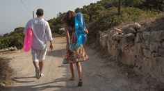 Engagement A&A. Photosoot in Ibiza