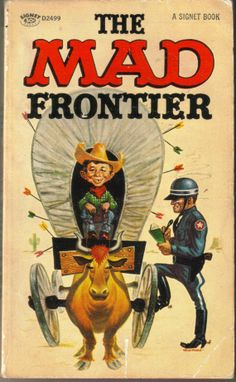 Author: Albert Feldstein, ed Publisher: Signet Year: Print: 13 Cover Price: Condition: Very Good Plus Genre: Humor Caricature, Comic Book Covers, Comic Books, Alfred E Neuman, Mad Magazine, Magazine Covers, American Humor, Culture Pop, Mad World