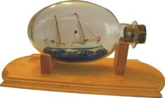 Learn How to Build a Ship in a Bottle