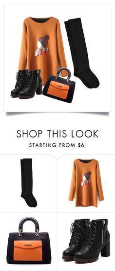 """Simply Winter"" by honeydewtea on Polyvore featuring Forever 21"