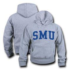 NCAA Smu Southern Methodist University Hoodie Sweatshirt Game Day Fleece  Hgry. Morehead State ... 1aa427726c12