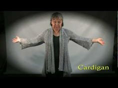 How To Wear The Butterfly Scarf Six Different Ways - YouTube
