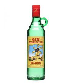 Gin Xoriguer Mahon 38% - Gin fra Spanien - køb gin på vinkyperen.dk