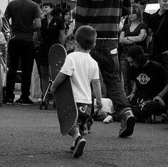 cute skater <3