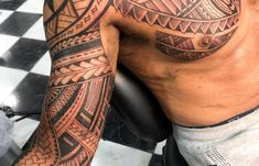 Tribal Tattoos Ideas That Will Surely Stand Out Tribal Tattoo Designs, Tribal Tattoos, Standard Image, Type Tattoo, Rite Of Passage, Tattoos Gallery, Symbolic Tattoos, Tribal Fashion, Different Styles