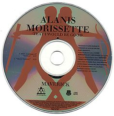"""For Sale - Alanis Morissette That Would Be Good USA Promo  CD single (CD5 / 5"""") - See this and 250,000 other rare & vintage vinyl records, singles, LPs & CDs at http://991.com"""