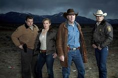 "The second season of ""Longmire"" premiered on A & E on May 27. It is a great show based on the Walt Longmire mystery series by Craig Johnson.  www.maverickstyle.net"