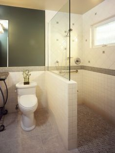 Master bath modification idea - double vanity on wet wall (instead of toilet)