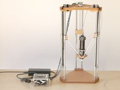 3ders.org - Build your own Ceramic delta 3D printer | 3D Printer News & 3D Printing News