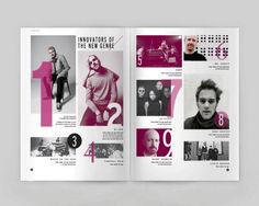 Amazing Magazine Layout Design Idea (125)