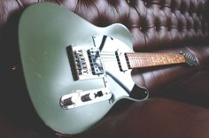 #Relic Guitars The Hague Cornell Green roadworn #Telecaster #guitarporn