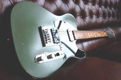 #Relic Guitars The Hague Cornell Green roadworn #Telecaster #guitarporn