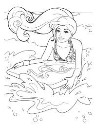 barbie coloring pages - Google-søgning