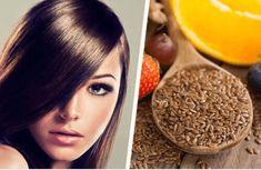 Hørfrøvand til at styrke dit hårs sundhed og glans — Bedre Livsstil Homemade Face Masks, Homemade Skin Care, Hair Dye Brush, Diy Beauté, Homemade Cosmetics, Perms, Strong Hair, Skin Tips, How To Make Hair
