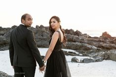Sanjeeva and Rochelle Engagement Shoot in Cape Town