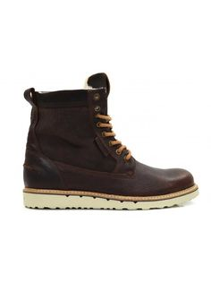 BJORN  BORG MILAN HEREN BOOTS - DARK BROWN