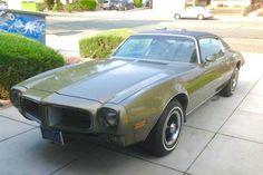 Forgotten F-Body: 1972 Pontiac Firebird Esprit #Survivors #Pontiac - https://barnfinds.com/forgotten-f-body-1972-pontiac-firebird-esprit/