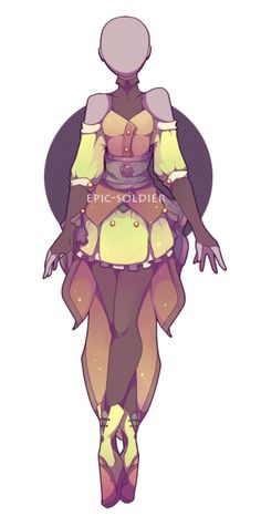 Custom outfit commission 8 by Epic-Soldier on @DeviantArt