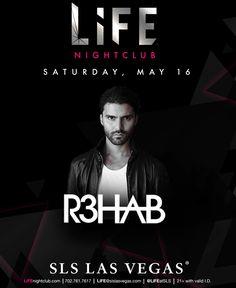 R3HAB at LiFE Nightclub in Las Vegas