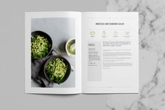 Tribeca Cookbook by Studio Standard on Creative Market