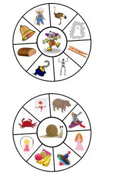 sproghjul1 Teaching, School, Rhyming Games, Special Education, Danish Language, Communication, First Grade, Bra Tops, Art