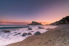 Tramonto su Isola Bella a Taormina by Mirko Chessari on 500px