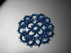 Lace-lovin' Librarian: Yes-U-Can Doily