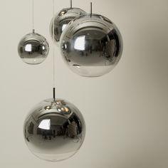 Mirror Ball Pendant, Mirror Ball Pendants & Tom Dixon Pendants   YLighting