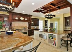 I could live in this kitchen