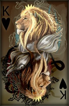 AstroSpirit / Leo ♌ / Fire / Kings Of Hearts by Decadia on DeviantArt