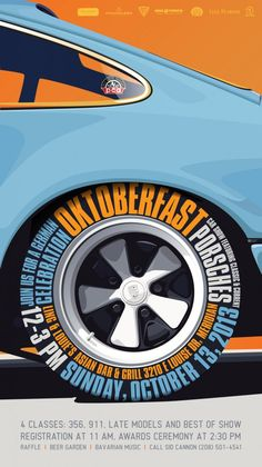 Oktoberfast Poster 2013  |  Jeff Harder