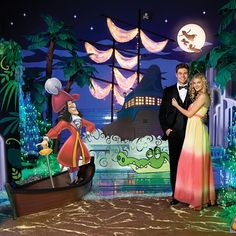 neverland prom theme arch Neverland   Gustos   Pinterest   Arches ...