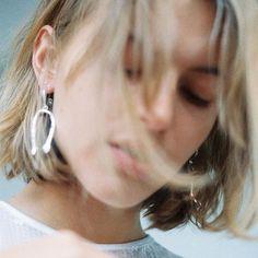 Bjørg Jewellery ™ (@bjorgjewellery) • Instagram photos and videos Pearl Earrings, Hoop Earrings, Jewellery, Photo And Video, Videos, Photos, Collection, Instagram, Jewels