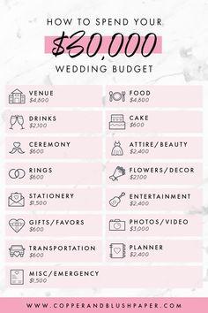 Wedding Planning Quotes, Wedding Planning Binder, Wedding Planning On A Budget, Budget Wedding, Wedding Tips, Wedding Budget Breakdown, Dream Wedding, Weddings On A Budget, Wedding Budgeting